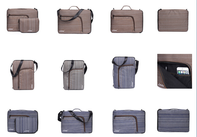 Polyester Laptop Bag for 14 Inch Laptop with High Quality (SI701)