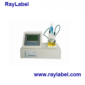 Automatic Karl Fischer Titrator, Water Titrator, Pertroleum Instrument, Pertroleum Equipments (RAY-2122B)