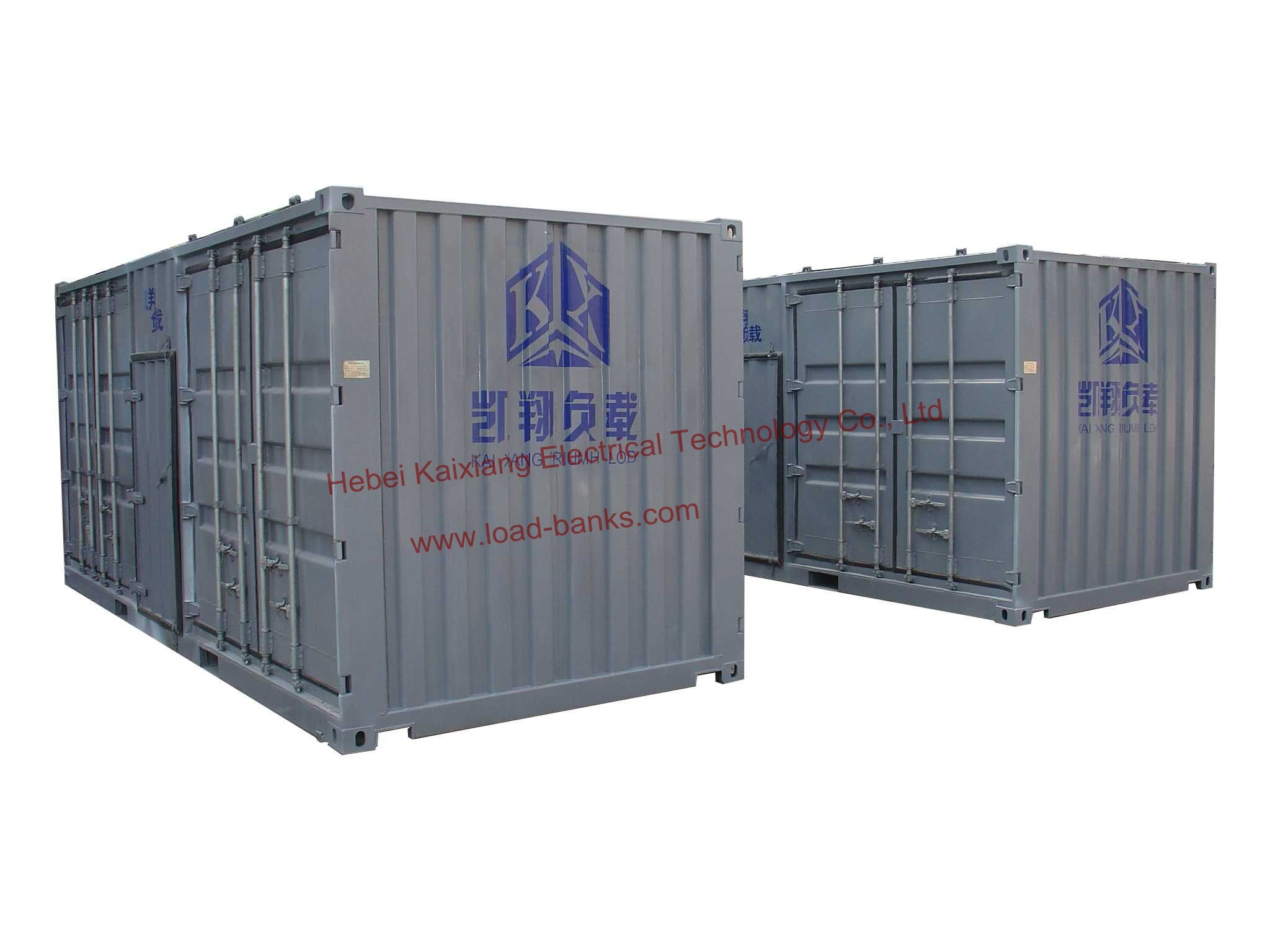 (container type) AC400-6000kw Load Bank