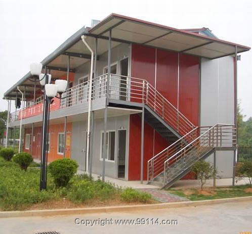 China Prefabricated Building Flat Roof F 201 China