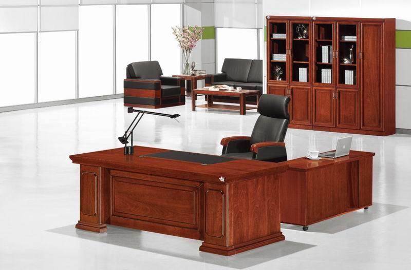 Executive Desk (K-1807A) - China Office Furniture, Executive Desk