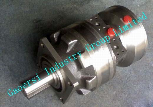 China Hydraulic Motors Rexroth Motor Gear Motor Mrc