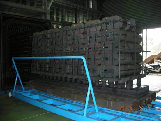 Transformer Wound Core Annealing Furnace