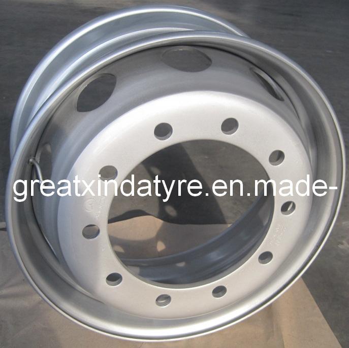 Tubeless Steel Wheel Rim22.5 (22.5X9.00)