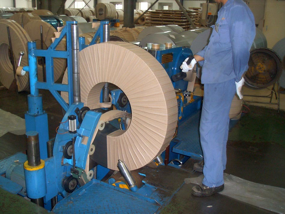 Vci Crepe Paper for Packing Machine or Manual Package