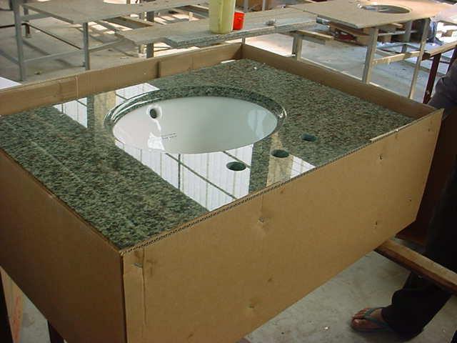 Granite Vanitytops - China Granite Vanity, Granite Vanity Tops
