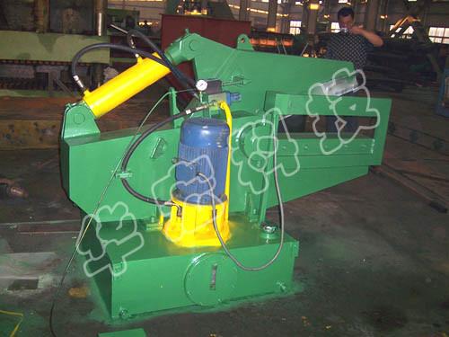 Hydraulic Scrap Metal Cutting Machines Alligator Shear (Factory)