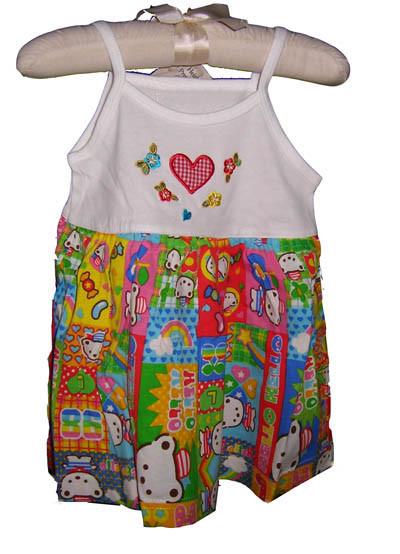 Baby Cami-Skirt / Children Cami-Skirt