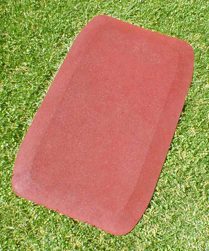 (EN1177) Rubber Swing Pad