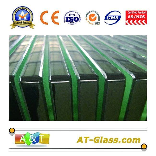 3-19mm Tempered Glass / Toughened Glass with CE Certificate
