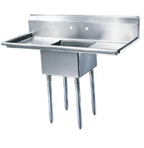 Stainless Steel Sink Table (SST111D) - China Stainless Steel Sink ...
