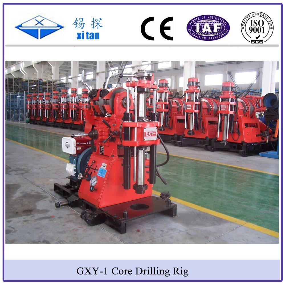 Xitan Gxy-1 Spt Core Drilling Rig Soil Investigation Drill Rig Mining Drill Exploration Sampling Drill