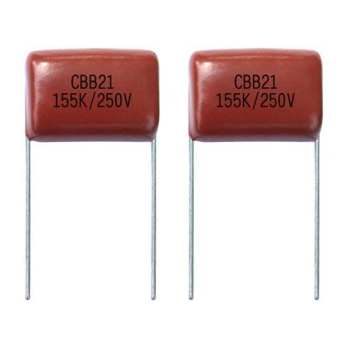 Metallized Polypropylene Film Capacitor Cbb21 Mpf