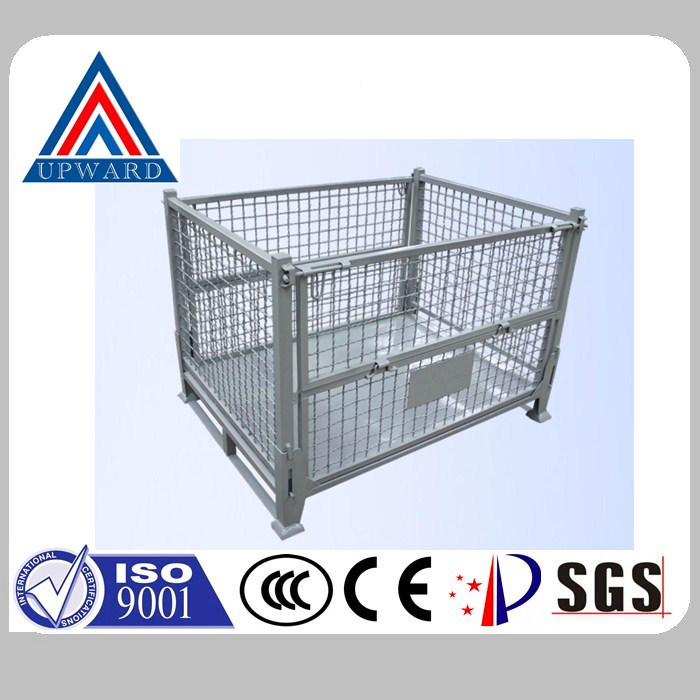 Upward Brand Mesh Container