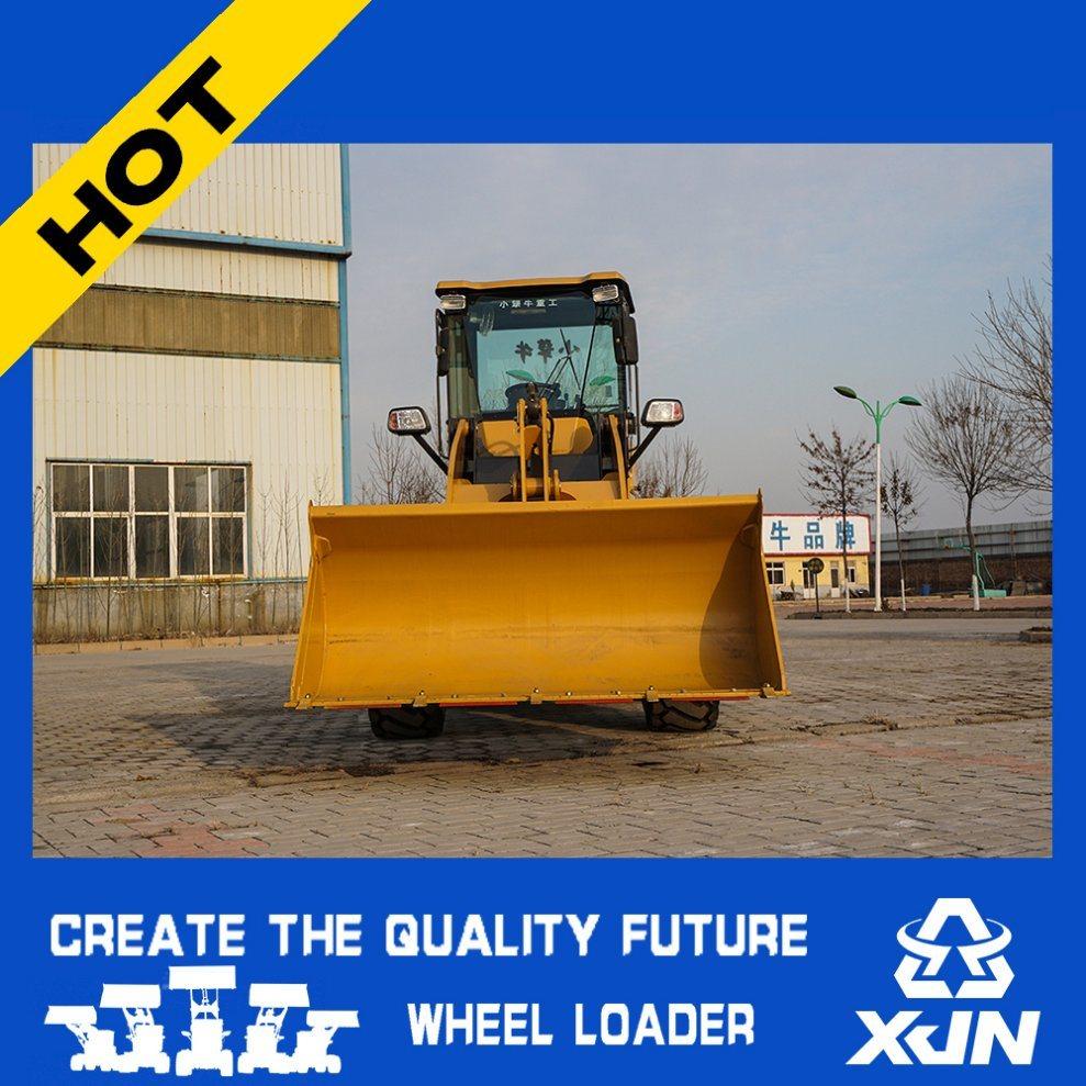 Wheel Loader Mini Wheel Loader Mini Loader