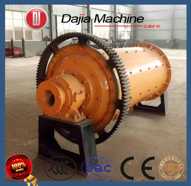 Greatly Welcomed Dry or Wet Grinding Mill--Ball Mill