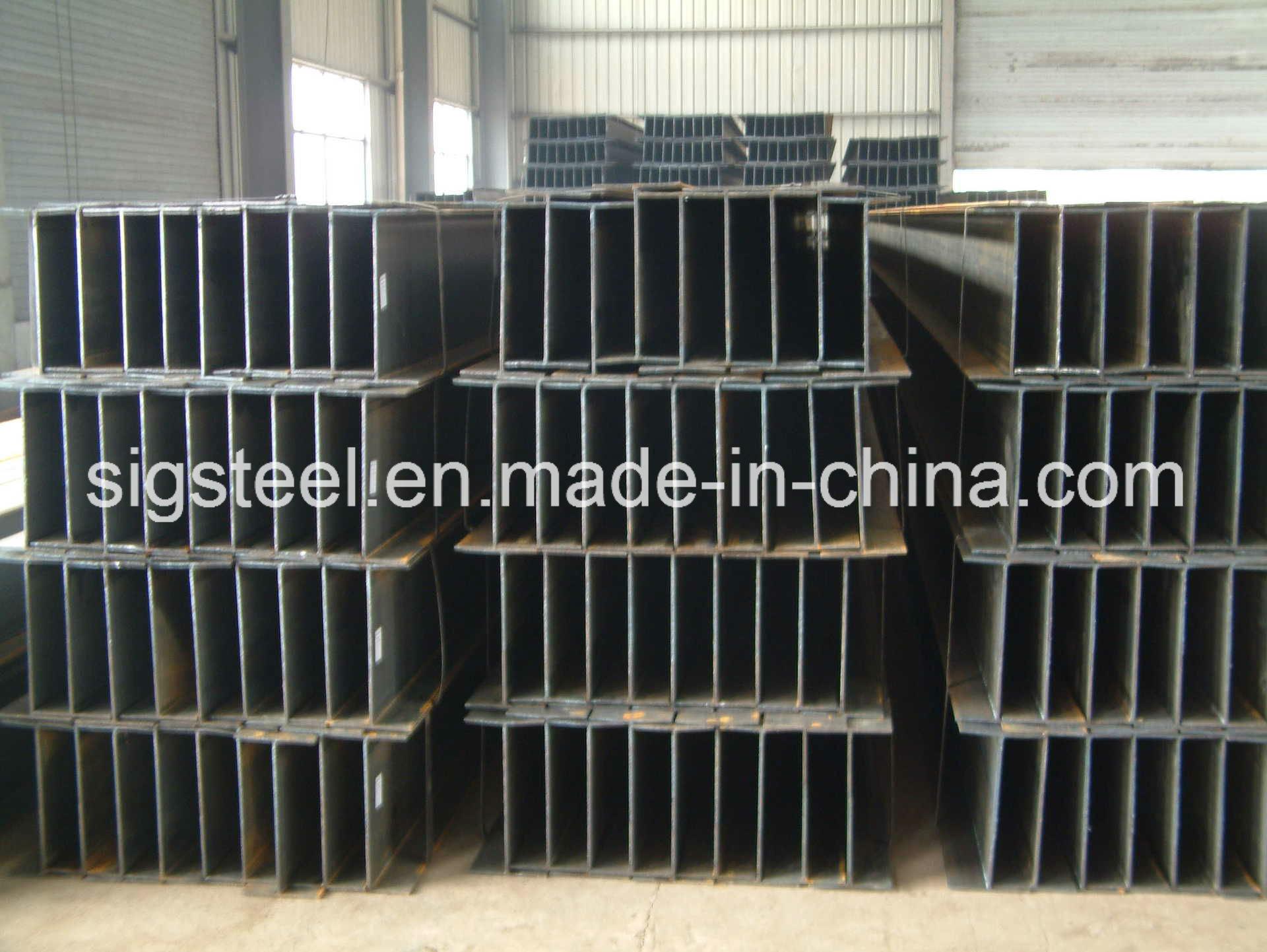 Profile Steel in H Shape