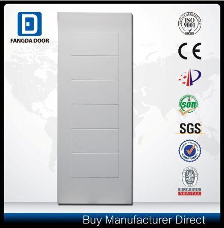 Fangda modern Stable Iron Steel Metal Door