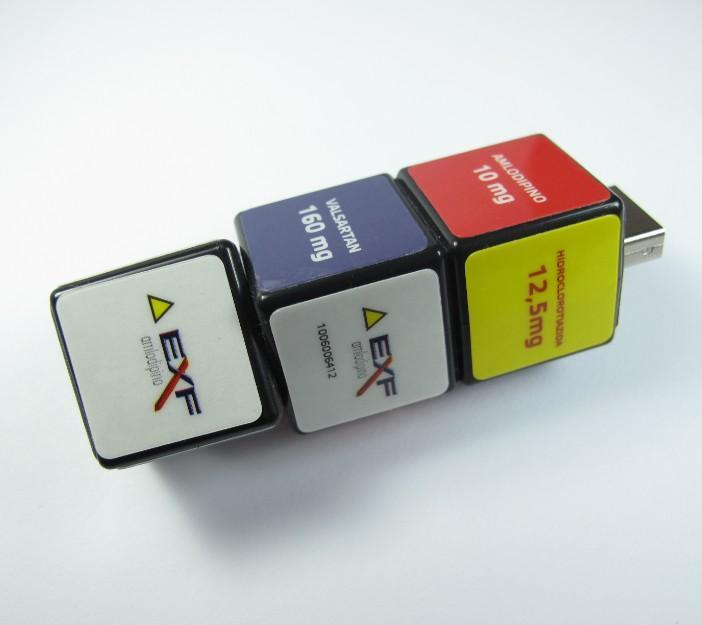 Magic Cube USB 4GB 8GB 2014 Promotional Gift