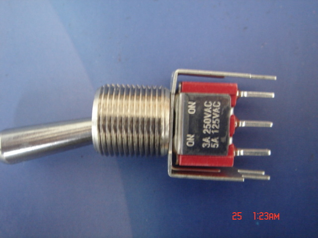 DIP Switch (DSM-020-RR) for Piano Type