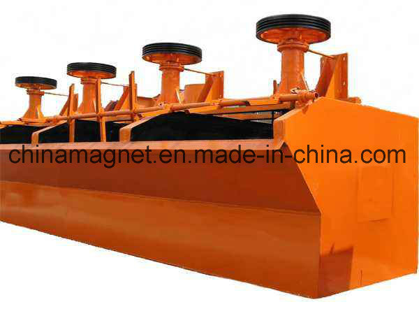 Hot Selling Gold, Silver, Copper, Lead and Nickel Ore Floation Machine/Gold Mining Machine From Mining Machine Factory