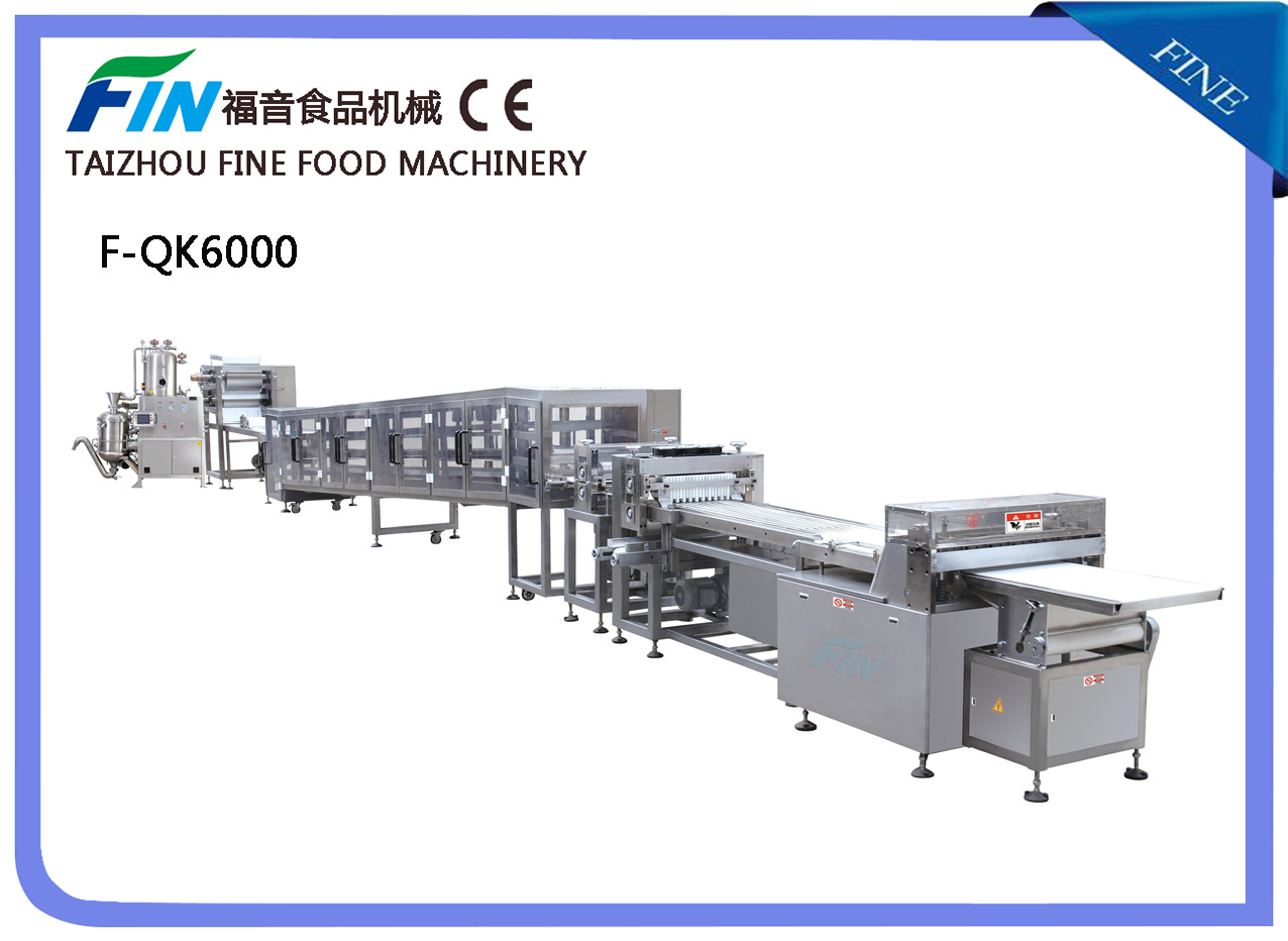 Nougat and Ennergy Bar Shaping Line/Machine