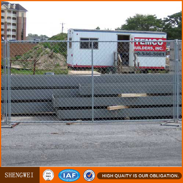 Australia Market Galvanized Temporary Fence (China factory)