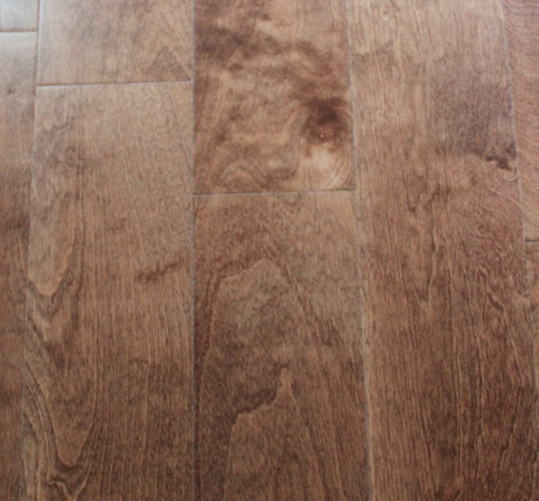 China Solid And Engineered Birch Wood Flooring China