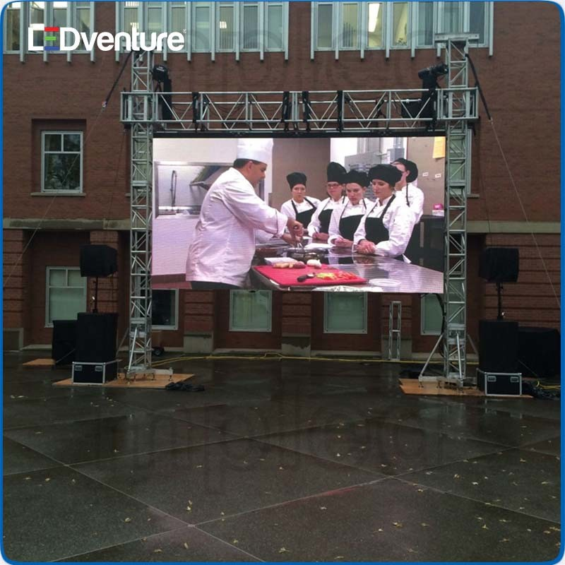 Outdoor Full Color Giant LED Panel for Rental Events