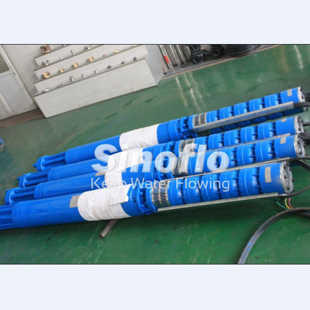 "8"" Deep Well Submersible Turbine Pump"