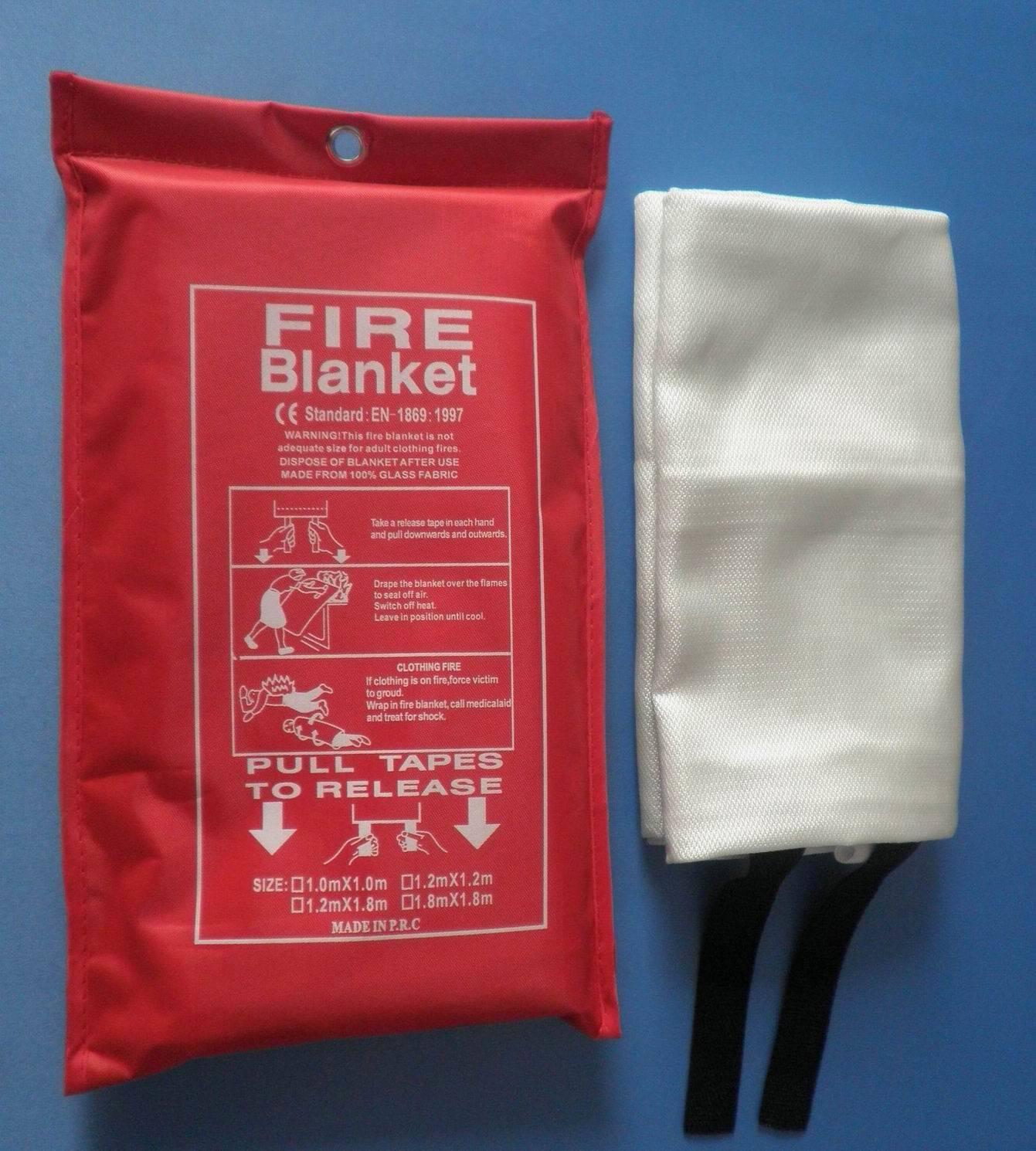 China Fire Blanket China Fire Blanket Fireproof Blanket