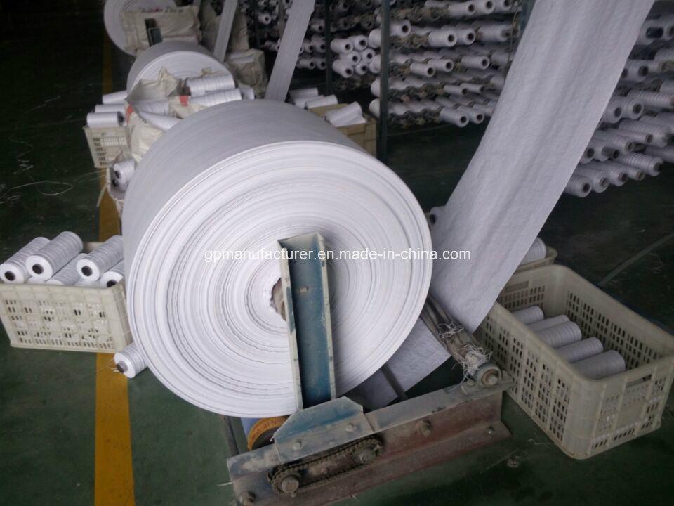 Long Life Best Price PP/Pet Flat Yarn Woven Geotextile 50G/M2-500G/M2