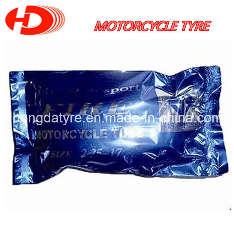 250-17 Butyl Rubber Motorcycle Tube