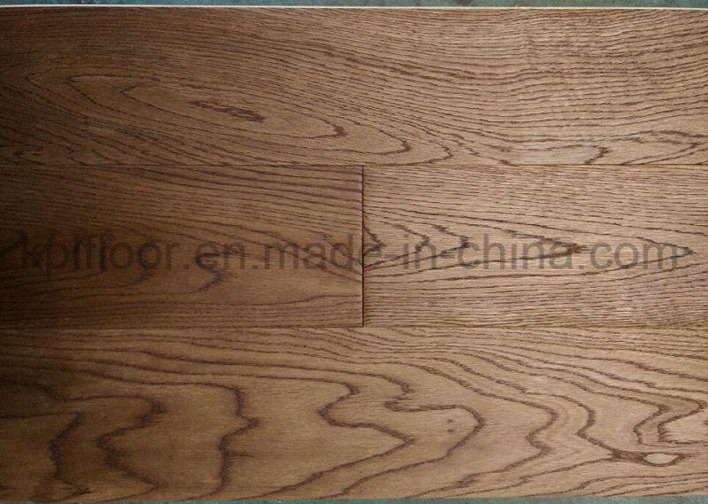 Wood Flooring Type European Multilayer Engineered Oak Flooring