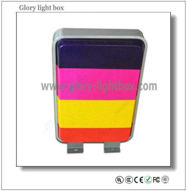 LED Illuminate Outdoor Vacuum Forming Signs (AL0012)