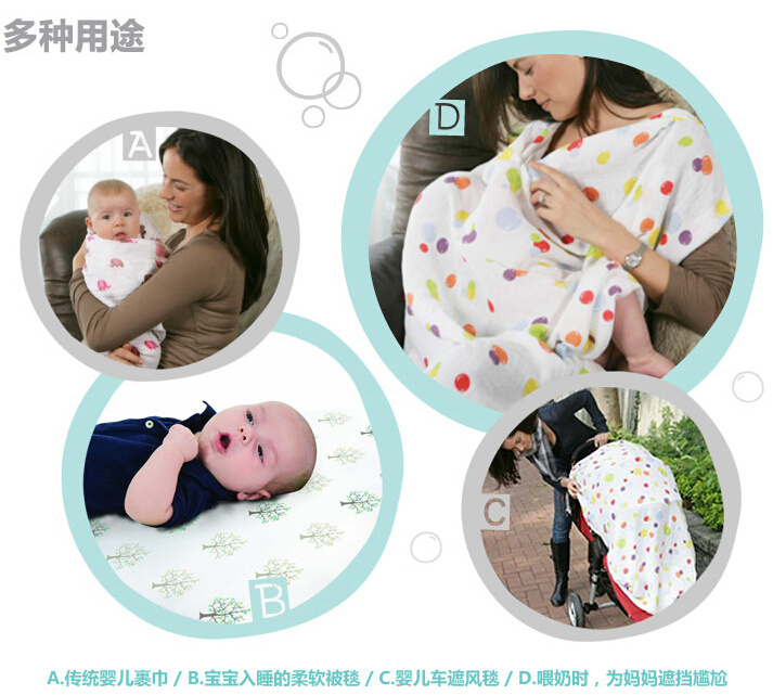 Baby Soft Hand-Double Face Animal Baby Blanket Cover Hat Flannel Knit Edge