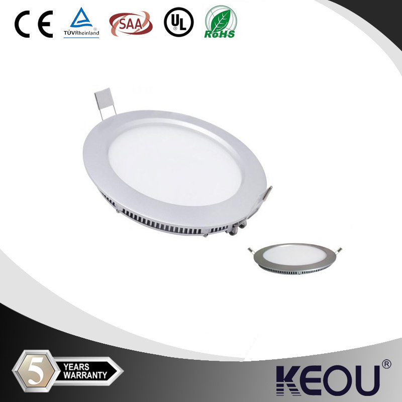 Competitive Price Thin Round 12W LED Ceiling Lighting