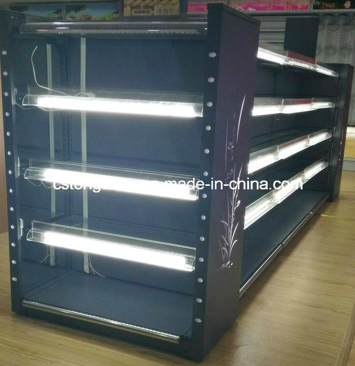 Supermarket Display Shelf for Commodity and Comestics for Retail Store