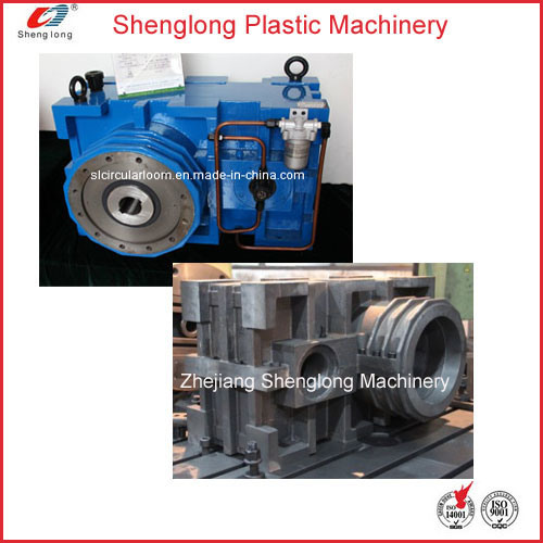 Plastic Extruder Machine Hard Surface Gearbox (SZ45)