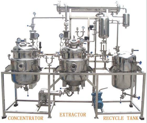 Herb Extractor and Evaporator