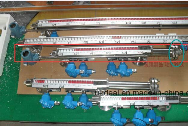Fuel Level Gauges-Magnetic Float Level Gauge-Sight Glass