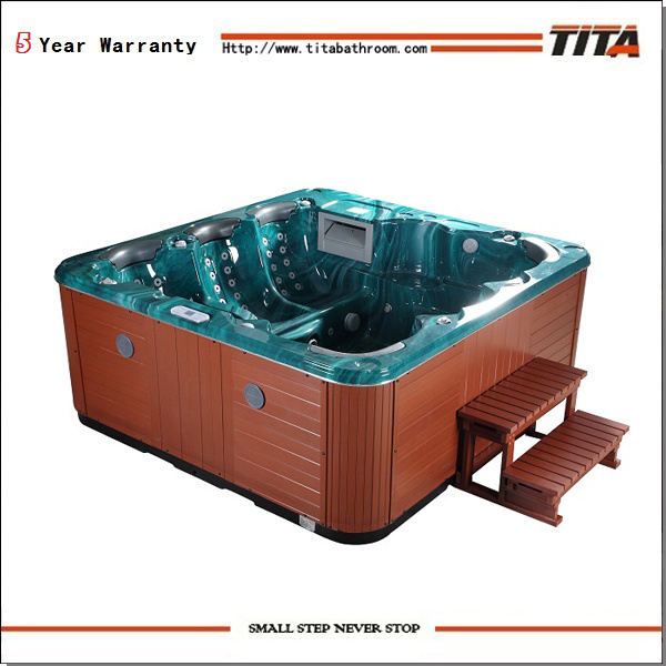 6 Person Luxury Outdoor SPA (TOP094)