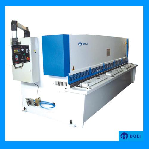 HS7k Series CNC Hydraulic Swing Beam Shear (shearing machine)