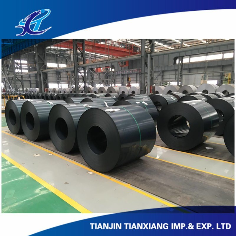 SPCC Continous Annealed CRC Cold Rolled Black Annealing Coil
