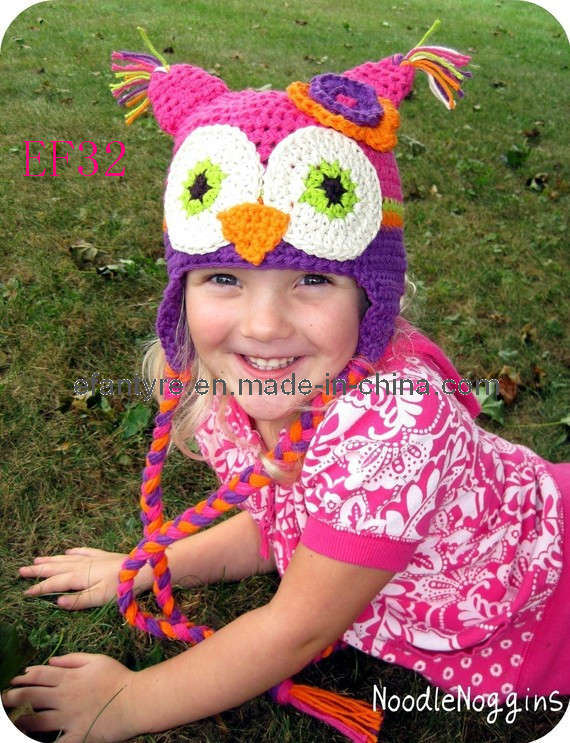 Crochet Patterns Only: Crochet Baby Cherry Hat