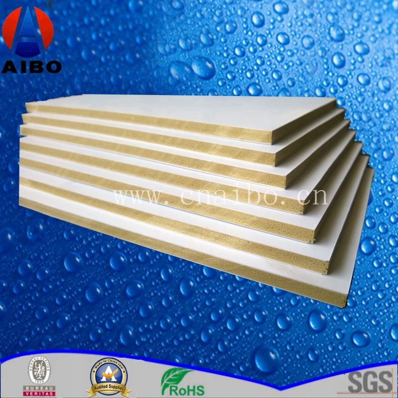 Fire-Retardant Waterproof Building Material WPC Board for Construction