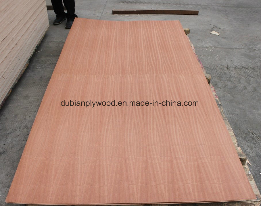 Oak/Sapele/Ash/Teak Veneer Fancy Plywood/Furniture Plywood/Decoration Plywood