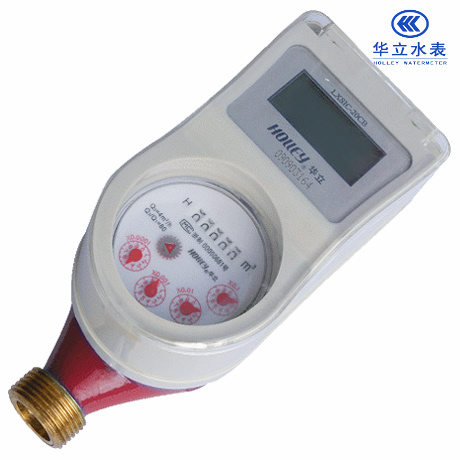 RF Card Prepayment Hot Water Meter (LXSIC-15CA~LXSIC-25CA)