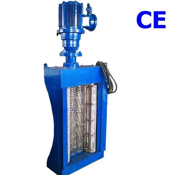 High- Flow Double-Drum Sewage Water Grinder
