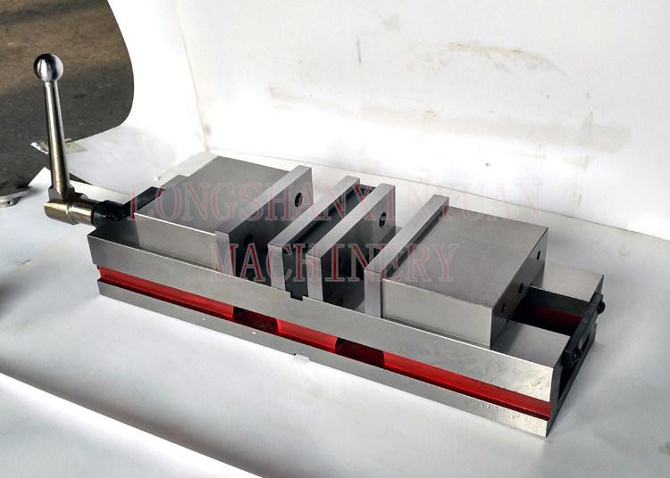 Double-Lock Precision Machine Vice